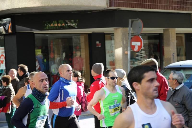 I Galería fotográfica XXV Media Maratón 2014