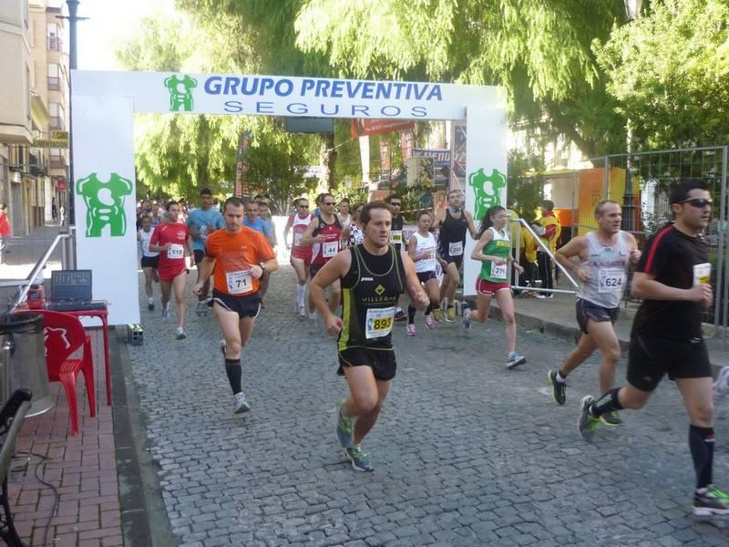 Galería fotográfica XXII Media Maratón 2011