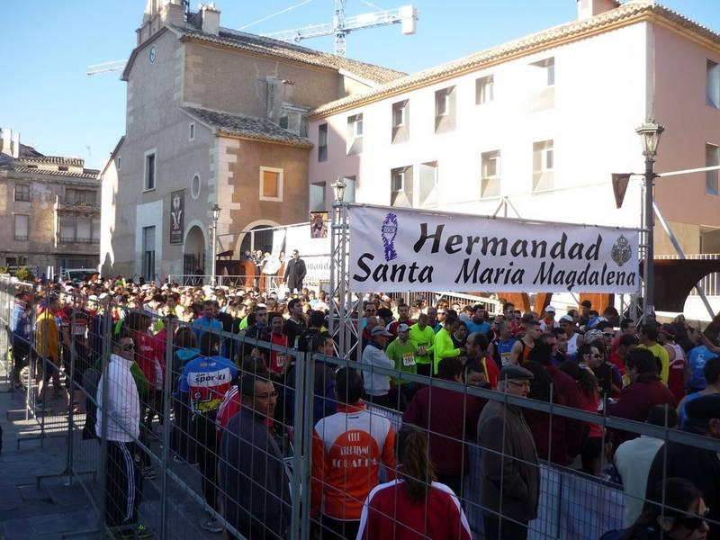 Galería fotográfica XXIII Media Maratón 2012