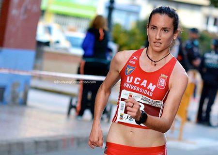 Amanda Cano y Francisco Jose Duran participarán en la XXVII Media Maratón Ciudad de Cieza