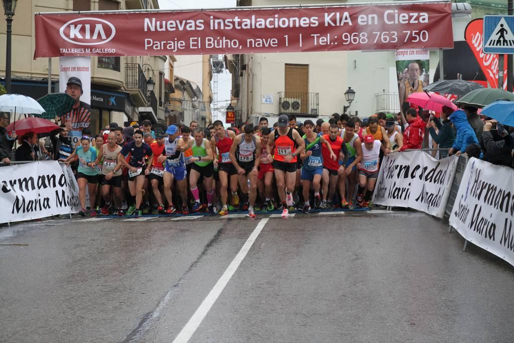 II Galería fotográfica XXVII Media Maratón 2016