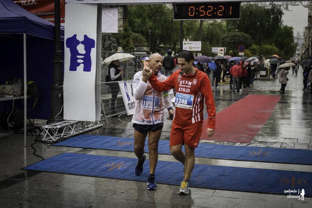 I Galería fotográfica XXVII Media Maratón 2016