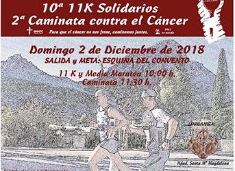XXIX Media Maratón Ciudad de Cieza será Campeonato Regional