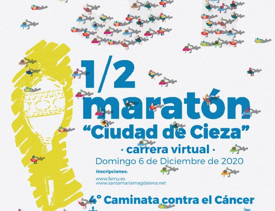 XXXI Media Maratón Ciudad: inscripciones abiertas